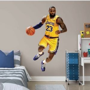 LeBron James - Life-Size Officially Licensed NBA